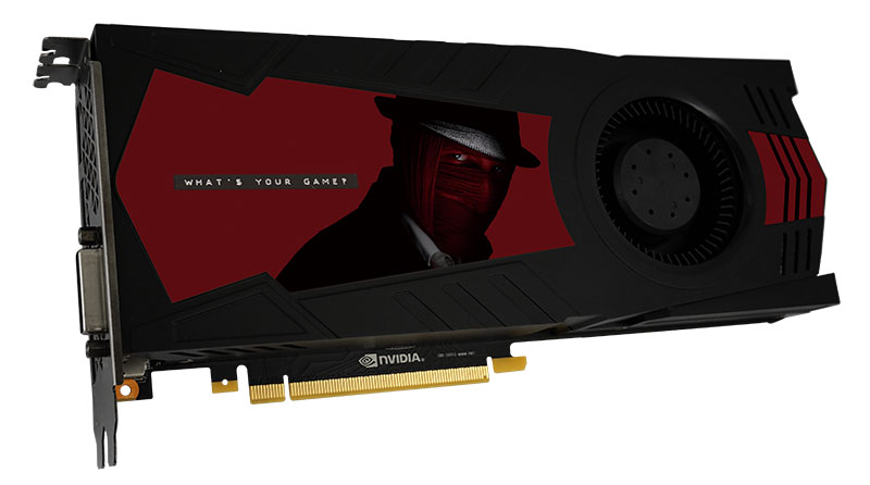 GALAX GeForce GTX 1070 Ti Virtual Edition