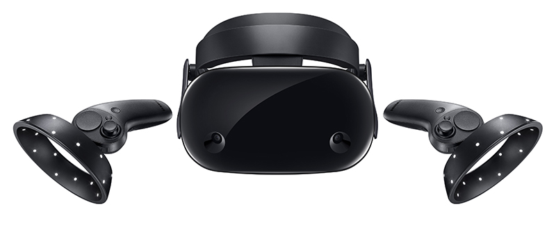 Samsung's HMD Odyssey Windows Mixed Reality headset may be