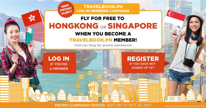 hong kong, promo, singapore, travelbook.ph, raffle, contest