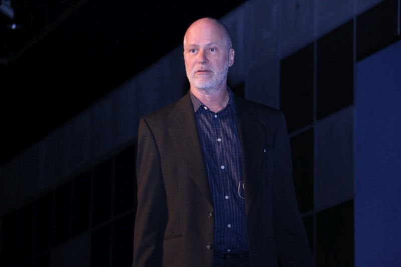 David B. Kirk, NVIDIA Fellow.