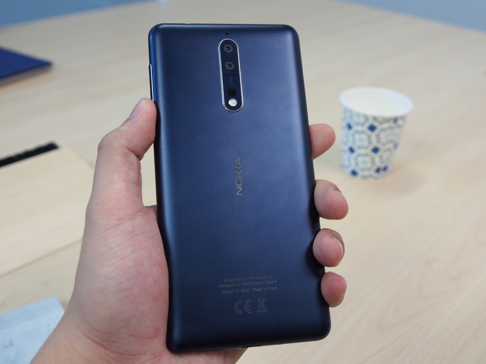 photo tracking app for nokia 8