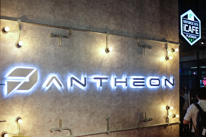 In pictures: The Pantheon, Malaysia's first Platinum NVIDIA