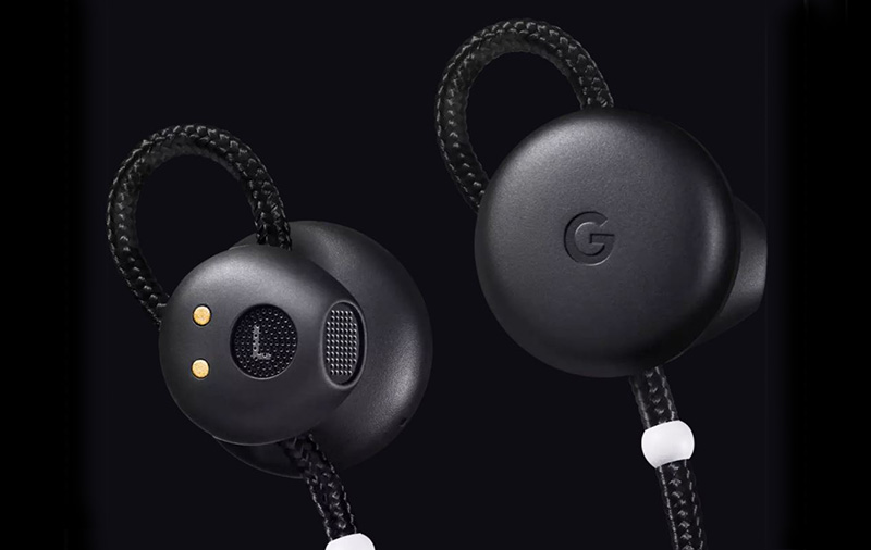 b89aa9cbf3a Google's first wireless earbuds, the Pixel Buds, do real-time translation