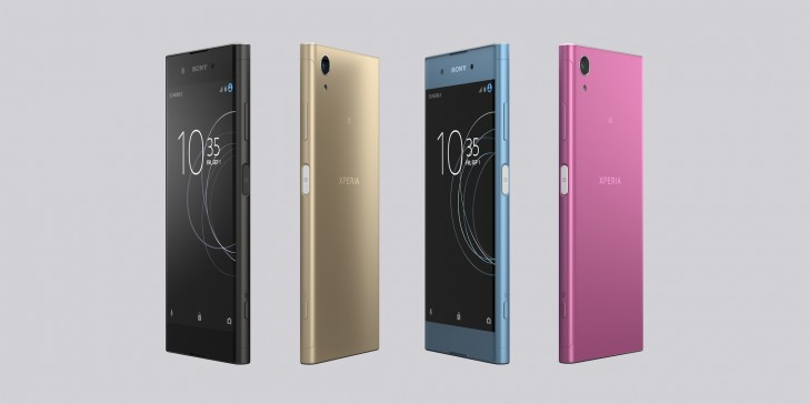 android, smartphones, sony, Sony Xperia, sony xperia xa1 plus