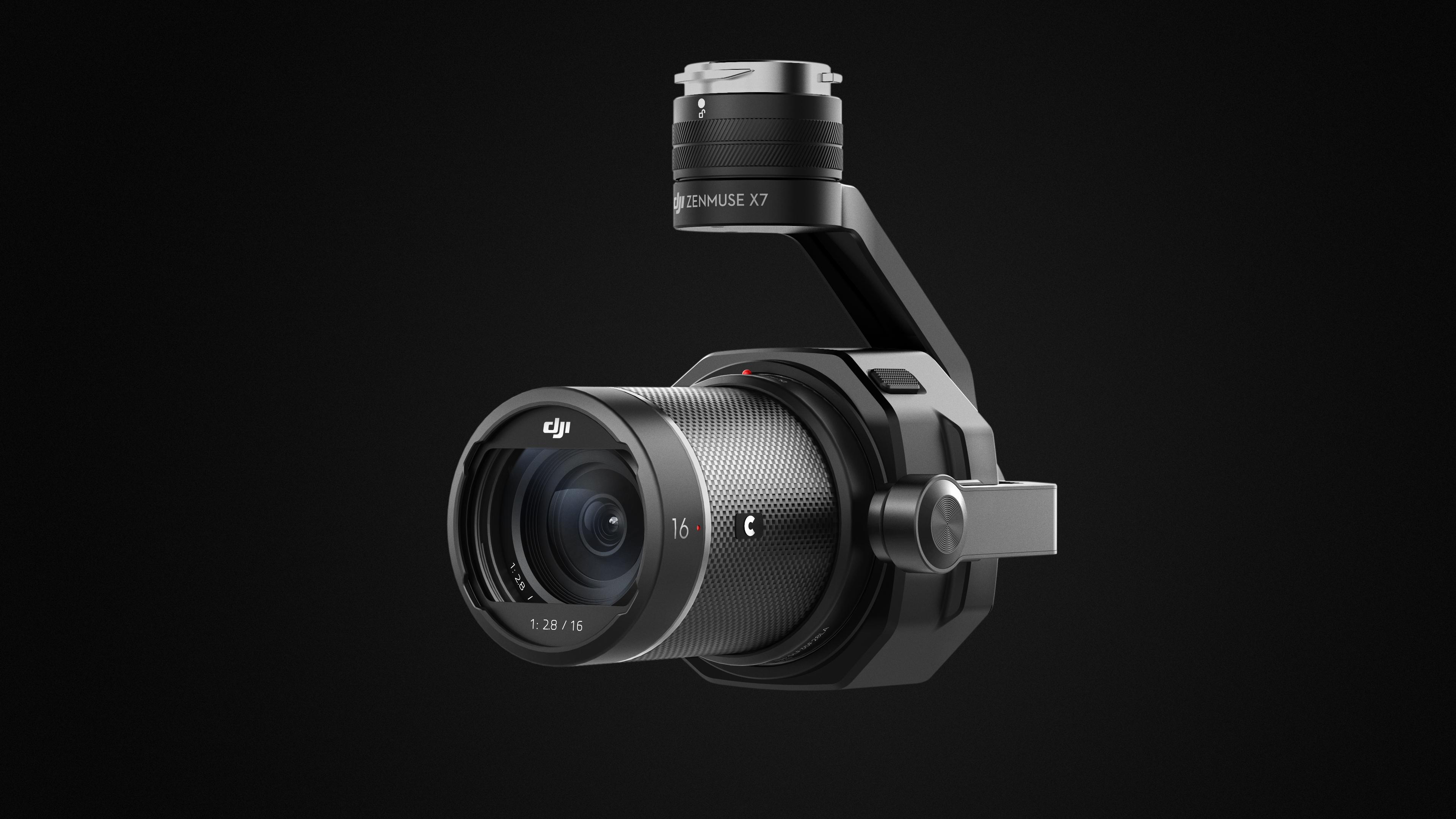 aerial cinematography, dji, drones, zenmuse x7, dji inspire 2, 6k video