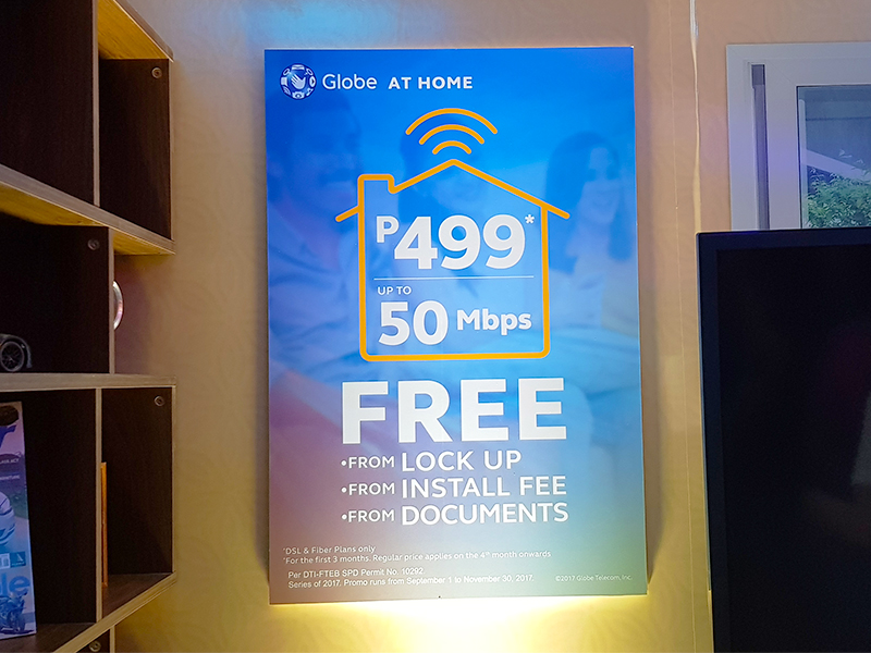 Globe announces new Globe At Home prepaid and postpaid data plans