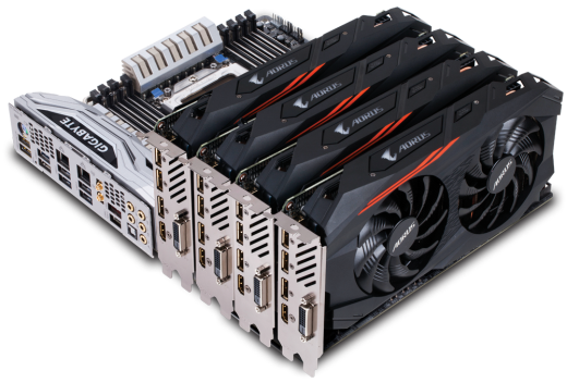 gigabyte, latest, motherboards, rgb, x399, designare ex, amd, threadripper