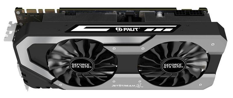 Palit & Zotac : NVIDIA GeForce GTX 1070 Ti custom card round-up