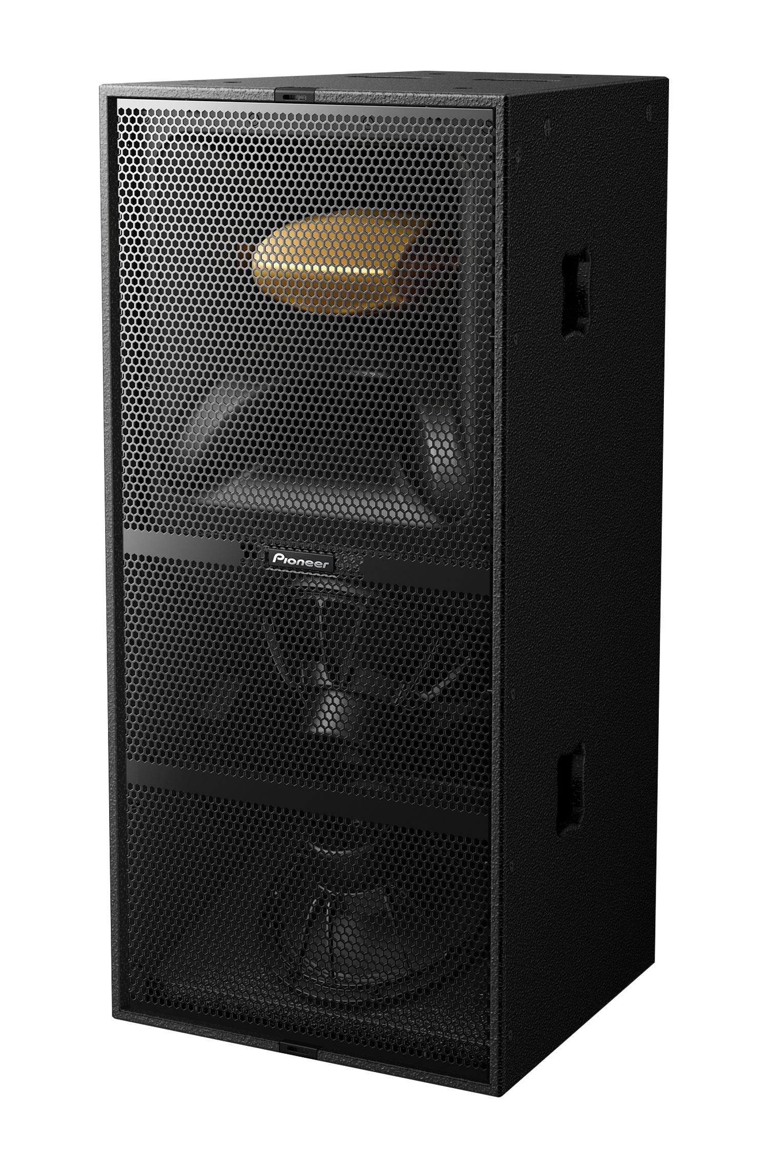 pioneer, pioneer audi xy series, pioneer dj, xy-3b, xy-2, speakers