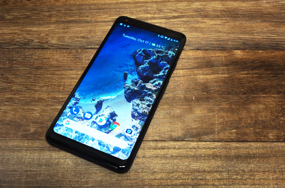 Google Pixel 2 XL review: Only for the pure of Android