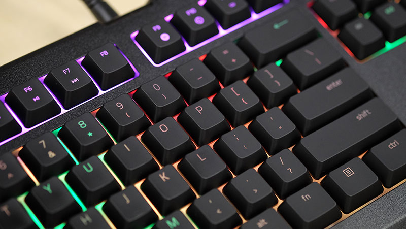 Razer Cynosa Chroma review: A keyboard for those who love