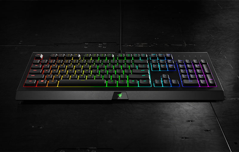 c4832b4faea Razer Cynosa Chroma review: A keyboard for those who love their LEDs ...