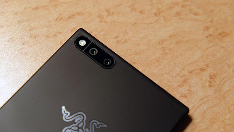 Razer Phone camera