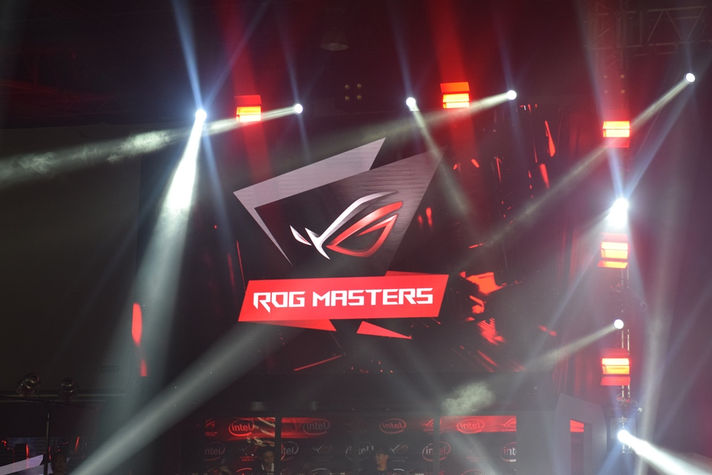 asia pacific, asus, gaming, rog masters, rog republic of gamers