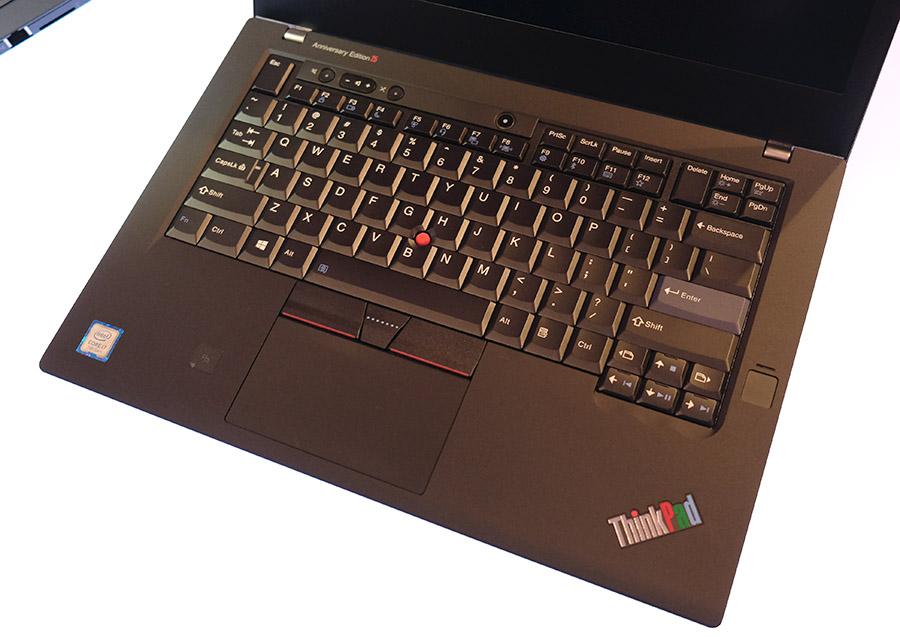 In photos: Lenovo's ThinkPad Anniversary Edition 25