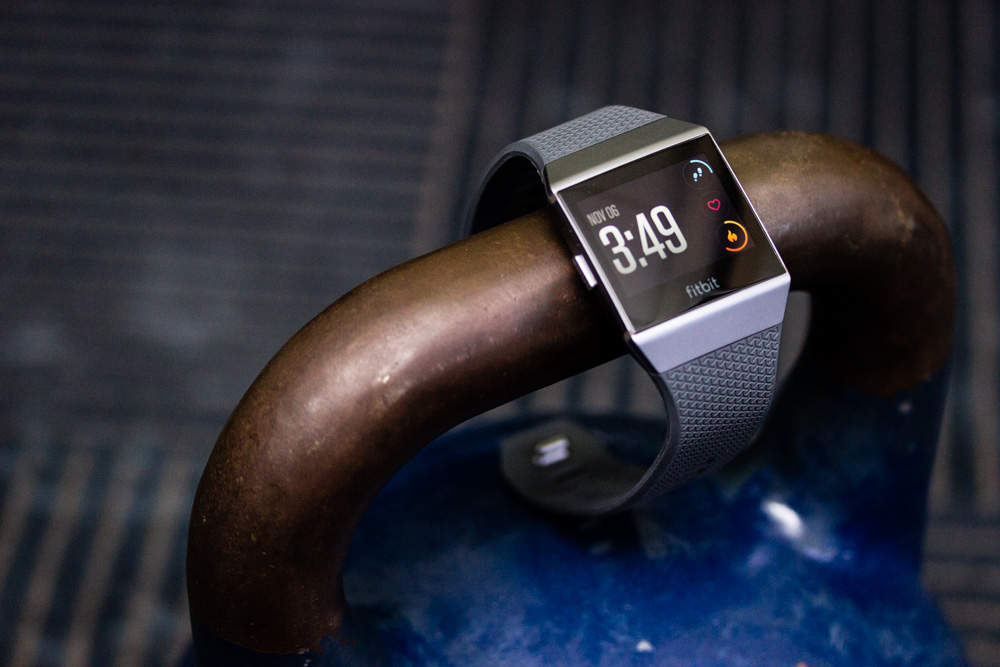Fitbit Ionic review: I'm looking at you thinking you could be so