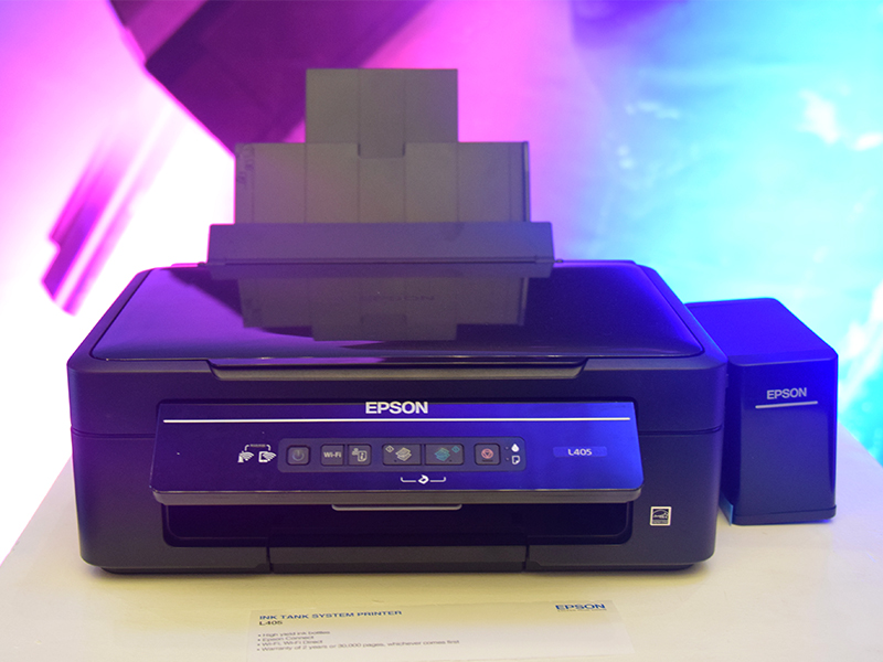 epson, epson l-series integrated ink tank printers, epson philippines, ink tank printers, low-cost printing
