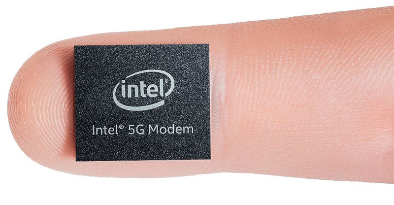 Intel Announces its First Commercial 5G Modem