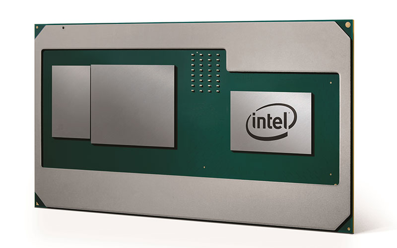 A 3D render of what the new processor module may look like. (Image Source: Intel)