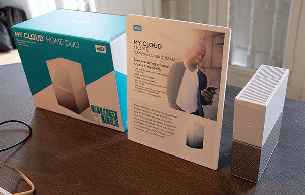 WD unveils new My Cloud Home and My Cloud Home Duo personal cloud