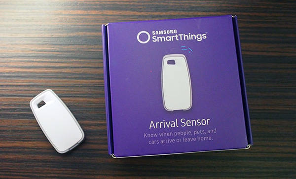 Samsung has a large variety of sensors that will play well with the Home Connect.