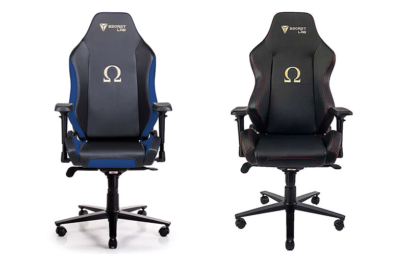 Here's a better look at how the outline has changed. The Omega 2018 is on the left, while the original Omega is on the right.
