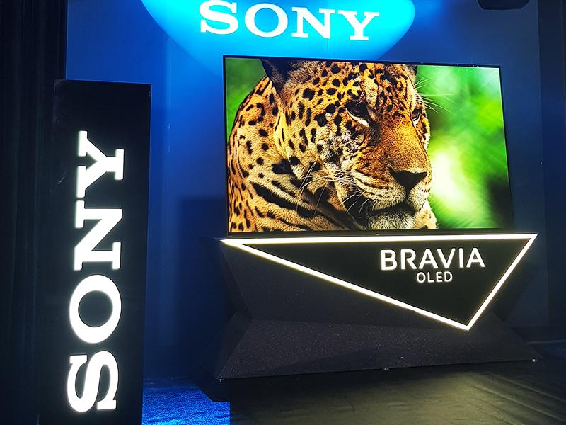 77-inch Sony BRAVIA OLED TV
