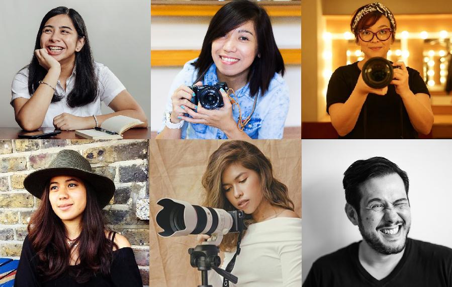 camera, carmen del prado, chaisma lico, digital camera, digital imaging, gabby cantero, paco guerrero, sheng gonzales and niña sandejas, sony, sony philippines
