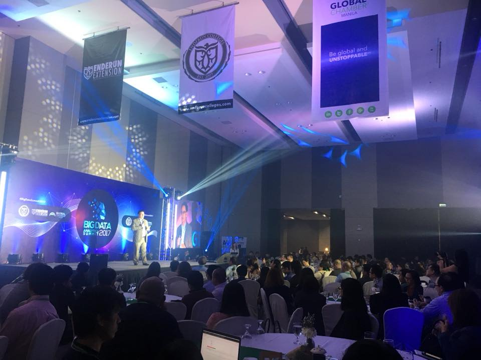 enderun colleges, global chamber, digital transformation, big data, analytics, summit, conference, smx convention, taguig, sme, ateneo, admu, qmul, asian institute of management, data science, machine learning, deep learning, artificial intelligence