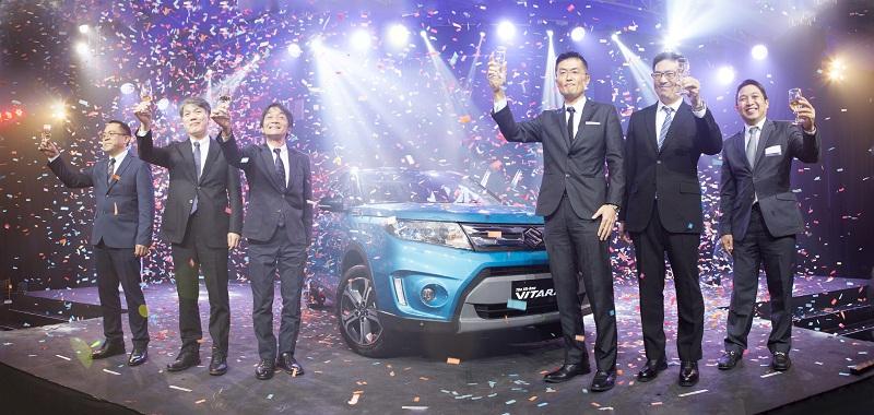 suv, vitara suzuki, automatic, vehicles, millennials, price, philippines, launch, availability, glx, gl+