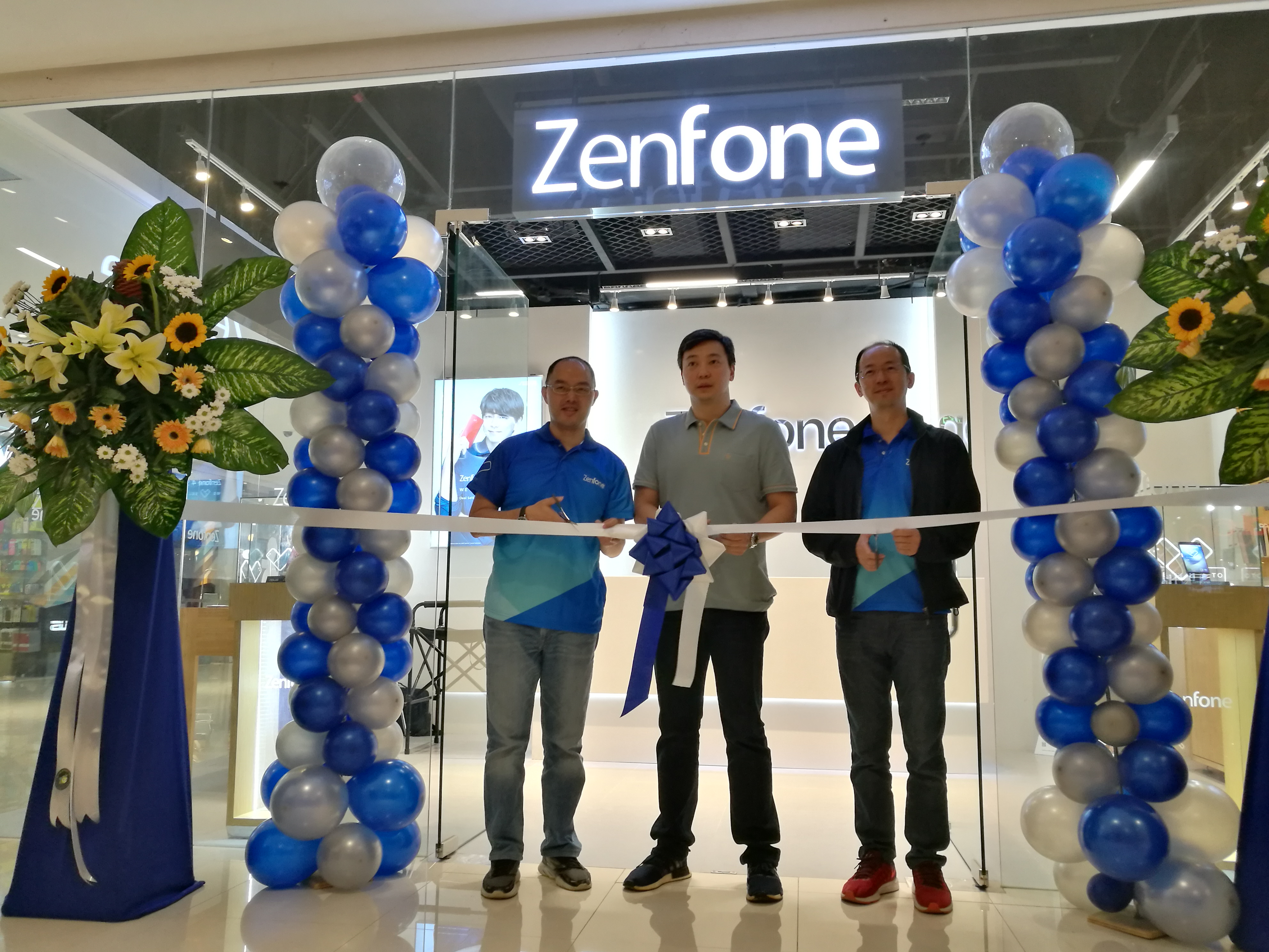 android, asus, ayala malls cloverleaf, concept store, philippines, smartphones, zenfone