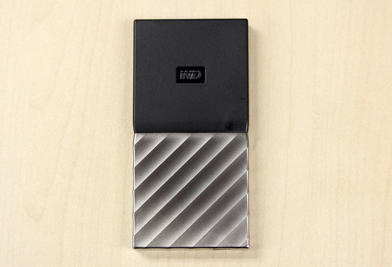 The WD My Passport SSD is a good choice for anyone who needs a speedy portable external drive.