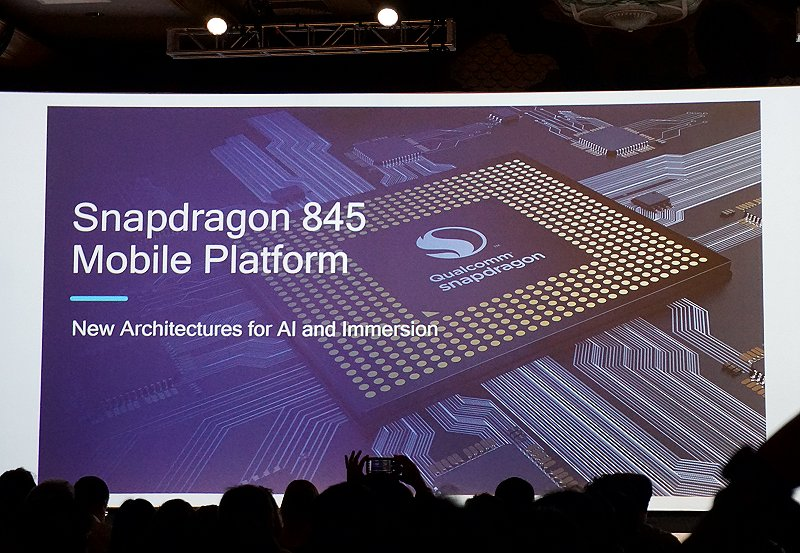 Qualcomm's Snapdragon 845 to have 300 percent better AI