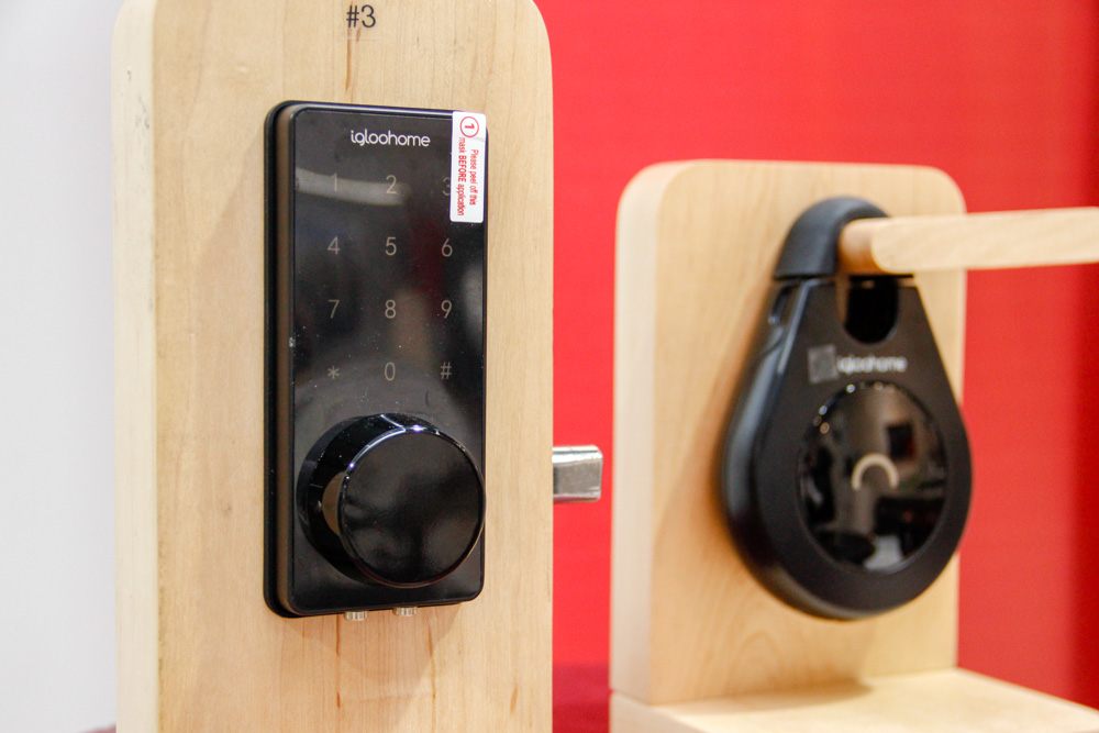 The Smart Mortise lock follows Igloohome's previous products, the Deadbolt 02 and Smart Keybox.