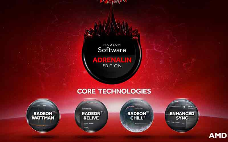 AMD's Radeon Software Adrenalin Edition is the biggest