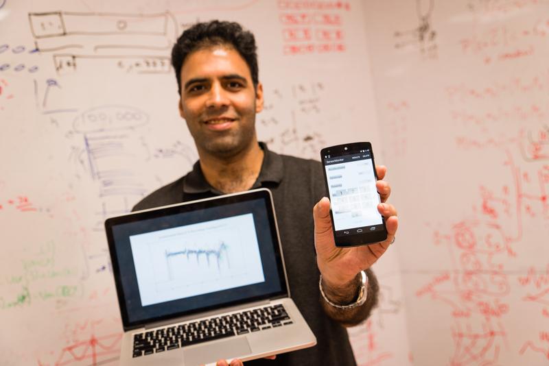 NTU Senior Research Scientist, Dr Shivam Bhasin