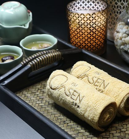 Onsen Spa. (Image from I'M Hotel)