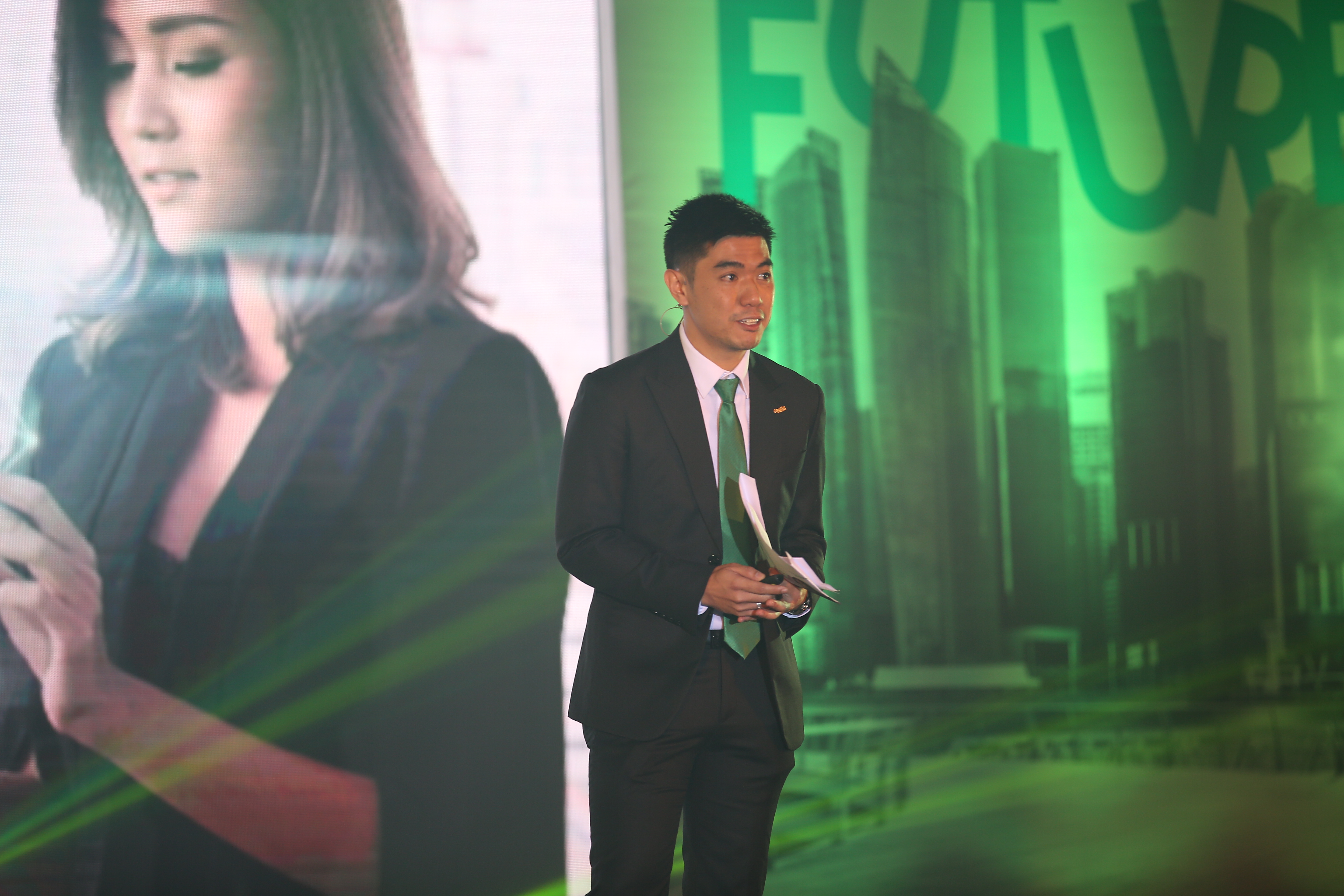 Homer Martin Ilagan, Director of Energy and Business Development for Schneider Electric Philippines