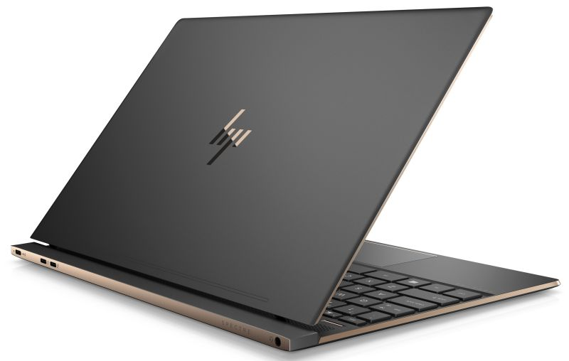 The Dark Ash Silver variant of the HP Spectre 13.