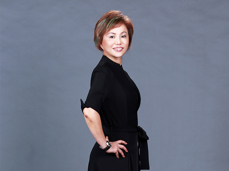 Sylvia Ng, General Manager for Southeast Asia of Kaspersky Lab