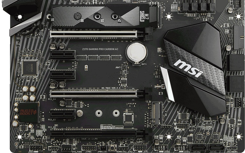 msi, intel, z370, coffee lake, godlike, gaming, carbon, rgb fusion, gigabyte, mystic light, crossfire, i5-8600k, motherboard, processor, cpu, overclocking