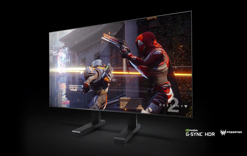Acer Predator BFDG. (Image source: NVIDIA.)