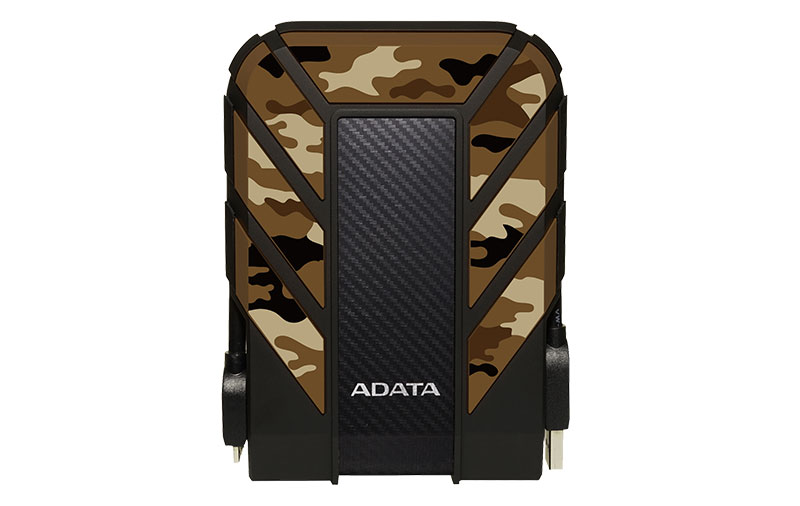 ADATA HD710M Pro portable storage.