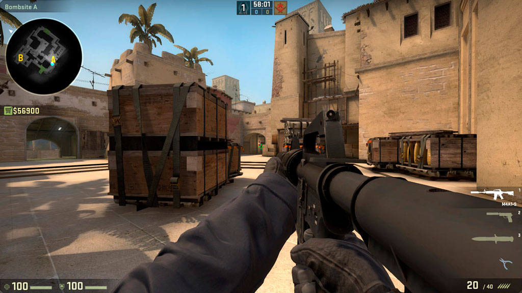 Counter-Strike: Global Offensive is a 17-year old game that's enjoyed by both professional and casual gamers.