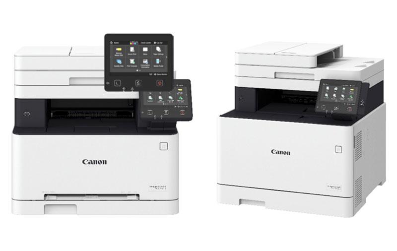 Canon Imageclass MF635Cx and MF735Cx.