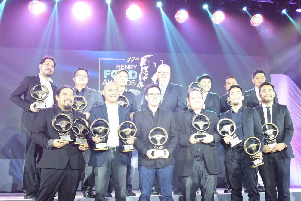 awards, ford philippines, henry ford awards, journalism, media, motoring
