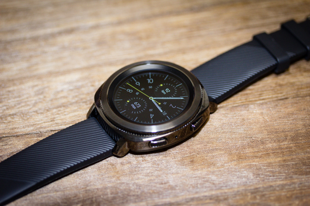 Samsung Gear Sport review: Impeccable hardware, but