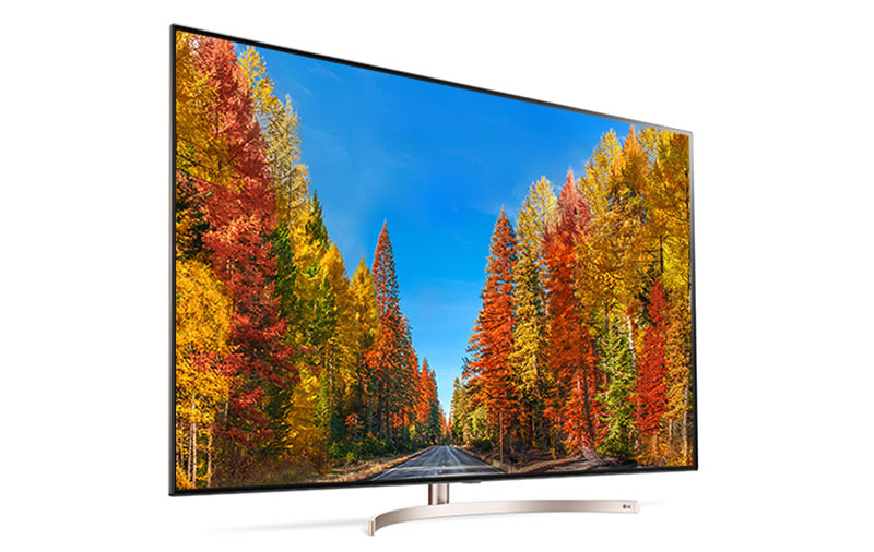 LG SK9500 Super UHD TV. (Image source: LG.)