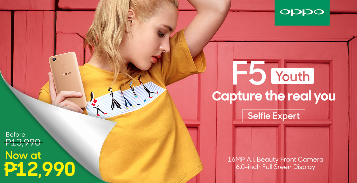 camera phone, oppo, oppo f5, oppo f5 youth, smartphone