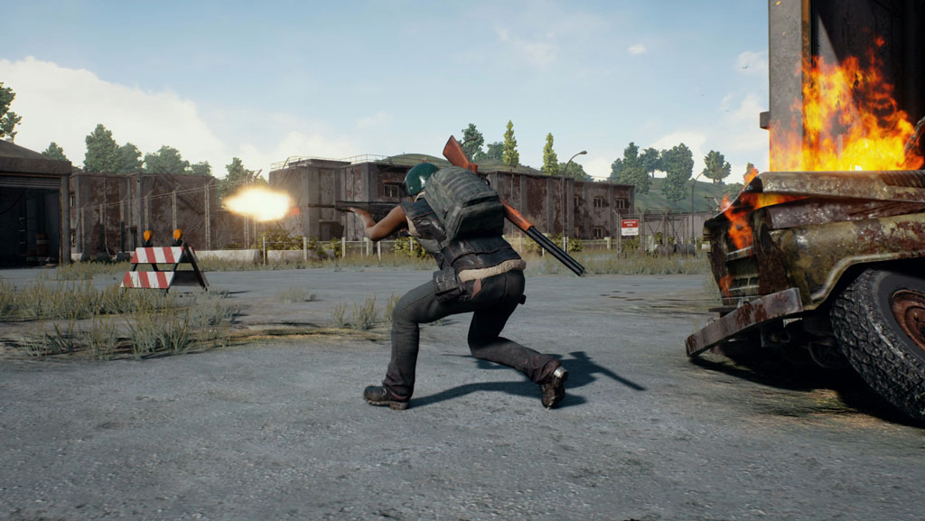 Playerunknown's Battleground may not seem like it, but it requires a very high-end computer to run it at full visual settings.